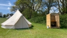 bell tent glamping east sussex